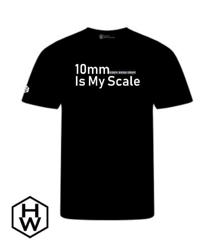 10mm is my scale Unisex T-Shirts